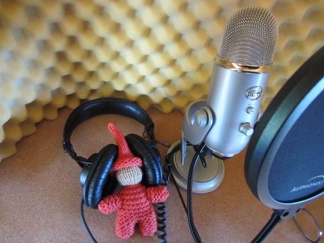 Podcasting Gnome